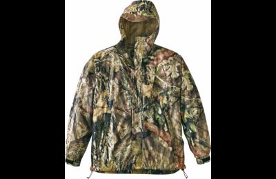 Cabela's Rain Suede jacket 8-16-16