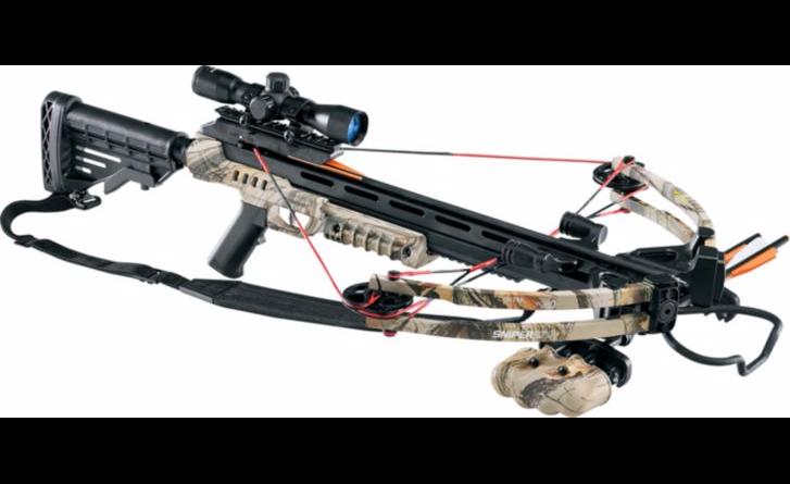 Center Point Sniper 370 Camo