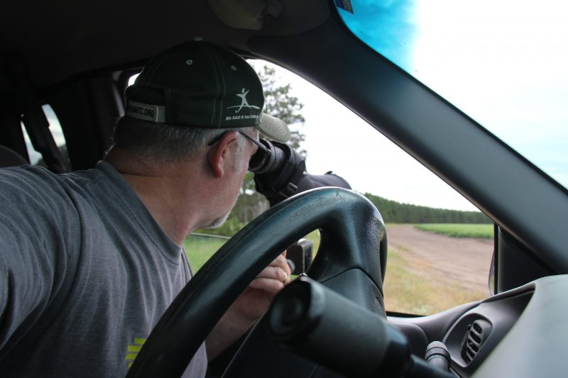 The first two weeks of August are the first—and possibly the best—time to get a look at the deer in your area. This is when the hunting actually starts. A window-mounted spotting scope is a valuable tool for preseason scouting.