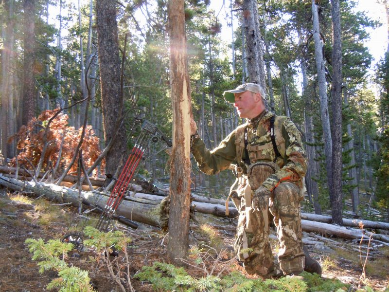 Elk hunting can be days of just following clues through the woods. Having the right gear ensures you will stay on track to your goal.