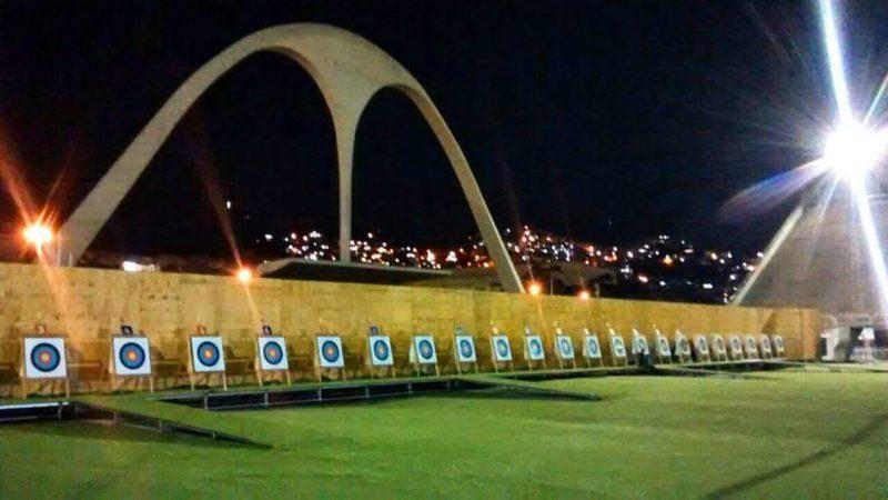 Olympic archery 2 8-3-16