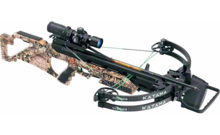 Stryker Katana Crossbow Package