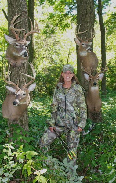 Wisconsin bow kills.