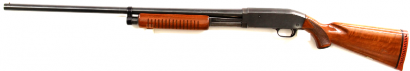 J.C. Higgins shotgun