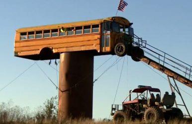 School Bus-Blind