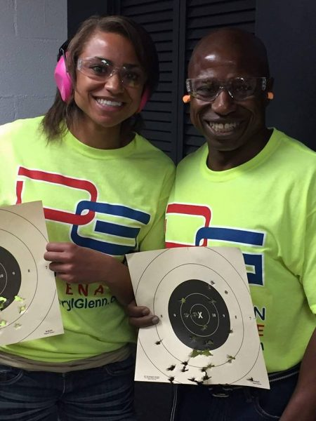 Senate candidate Darryl Glenn has an A rating from the NRA.