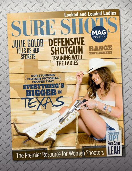 Sure Shots Mag latest cover