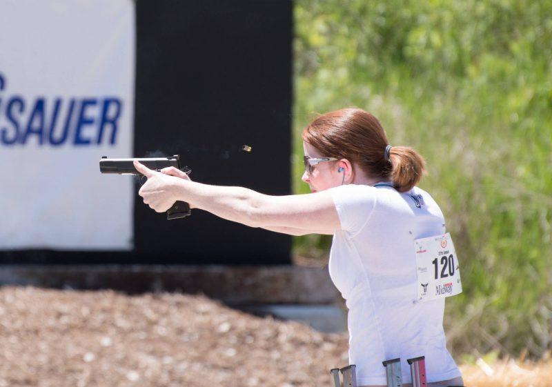Woman shooting 9-23-16