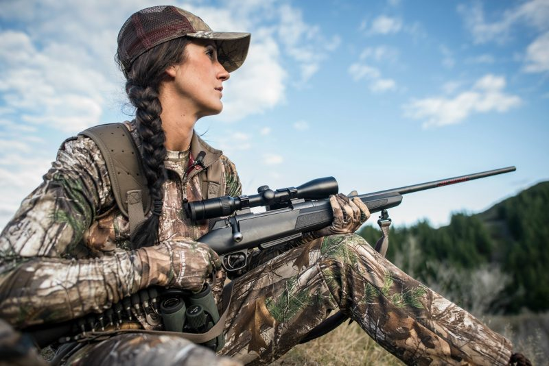 2015 Field & Stream New Zealand red stag hunt/photo shoot