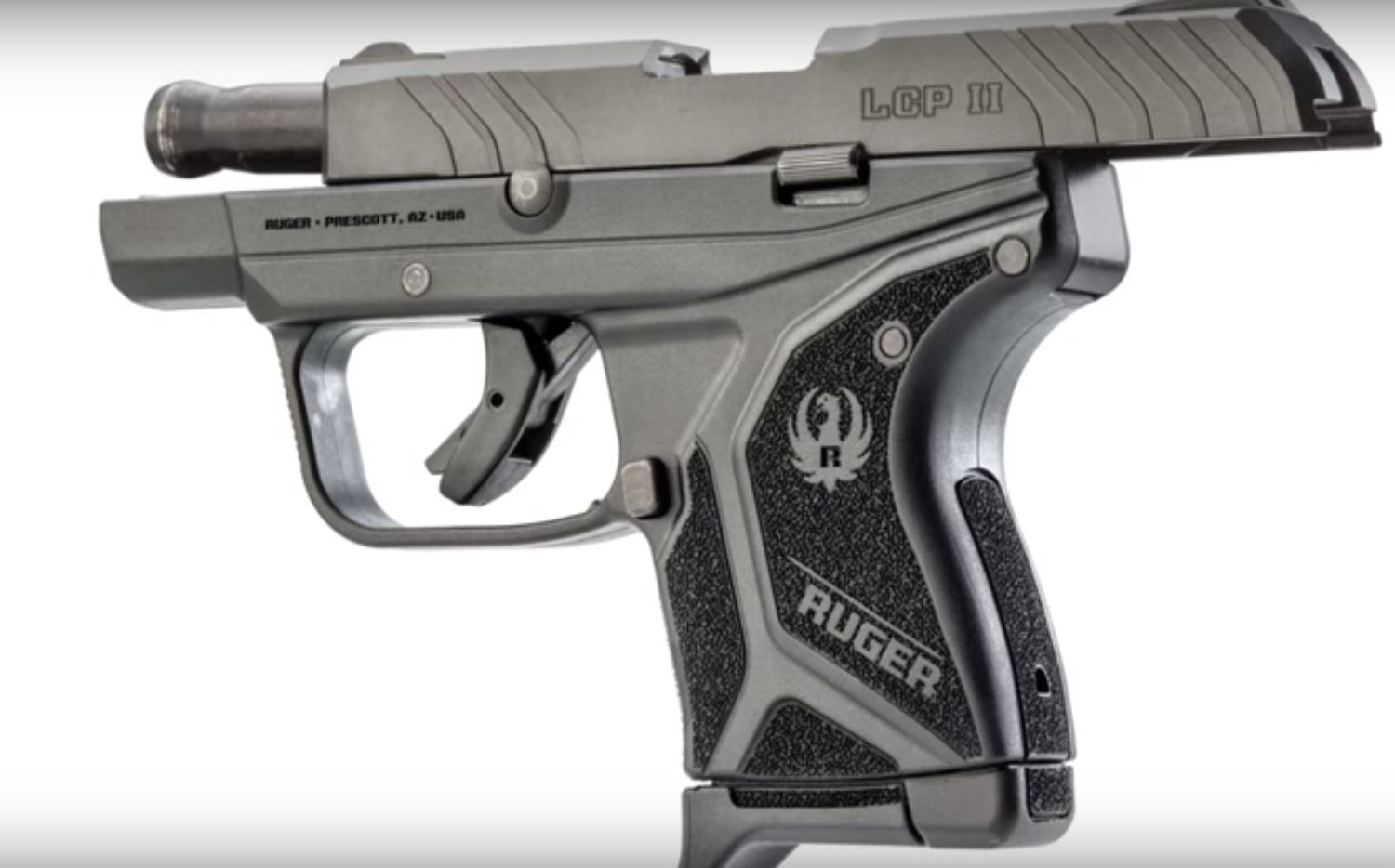LCP II Ideal for Concealed Carry