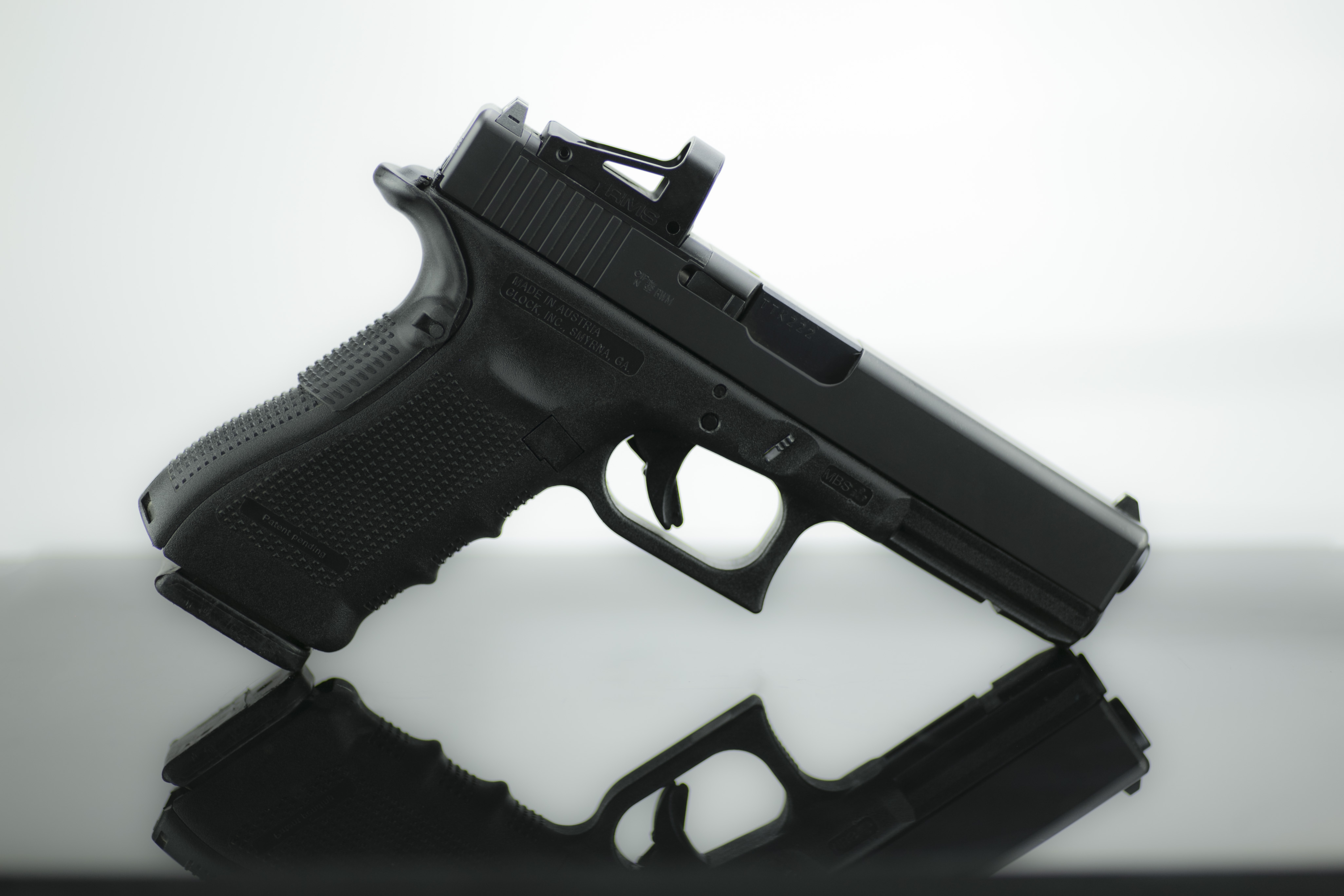 Shield Sights Side View