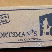 Sportsman's Box October Box Reveal