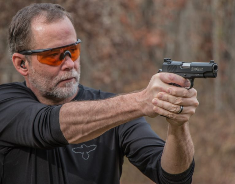 There are various ways to assess your skill with a defensive handgun, but this drill is easy and practical.