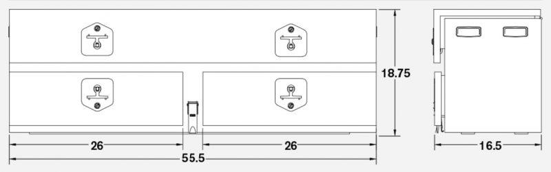 CORBOX box-dimensions