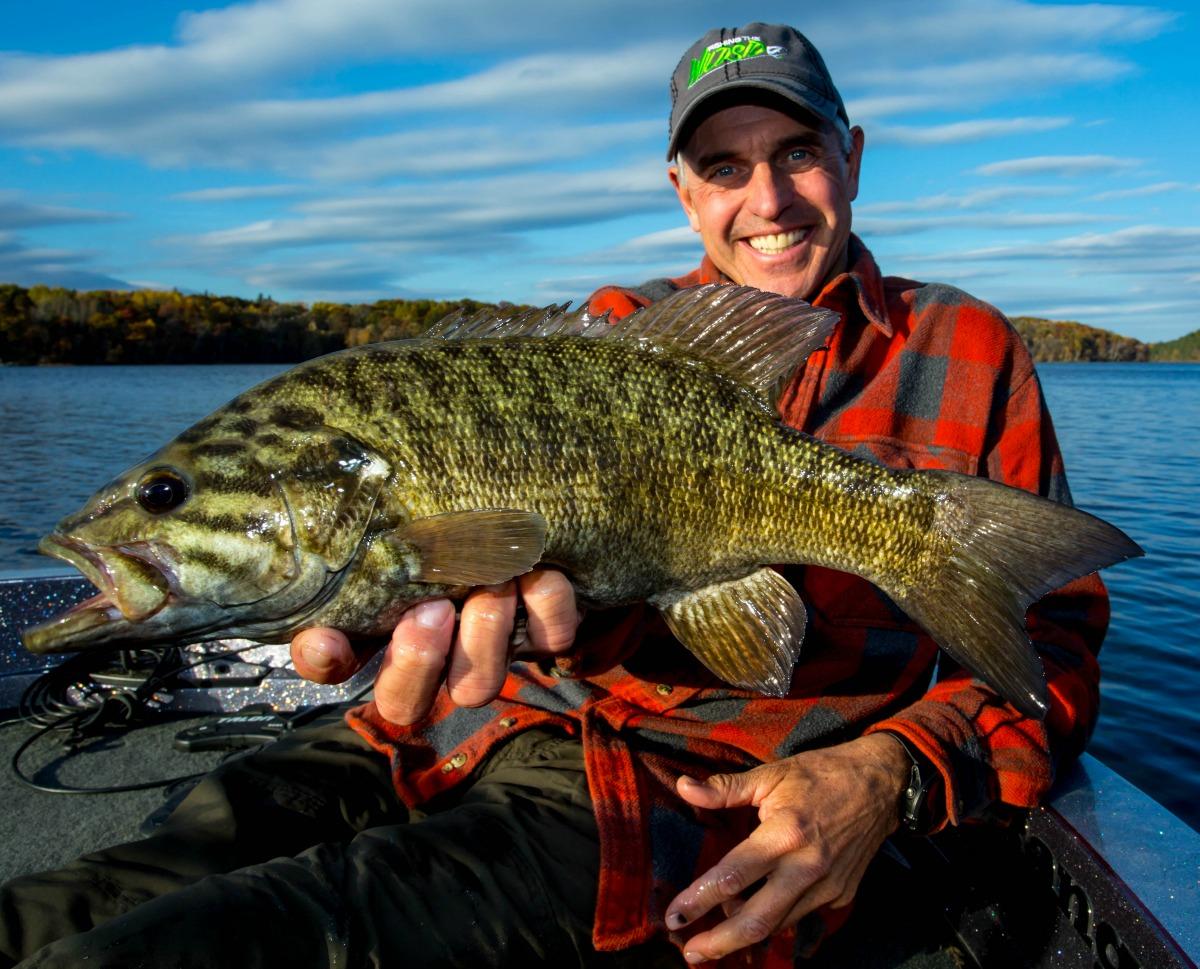 Fall fishing for river smallmouth outdoorhub for Fall bass fishing