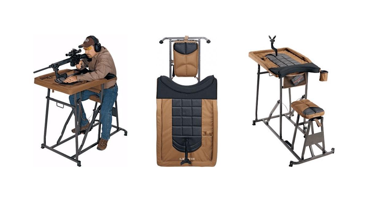 Herter S Deluxe Shooting Bench Outdoorhub