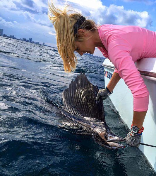 Brooke thomas q a fishing social media and her most for Brooke thomas fishing