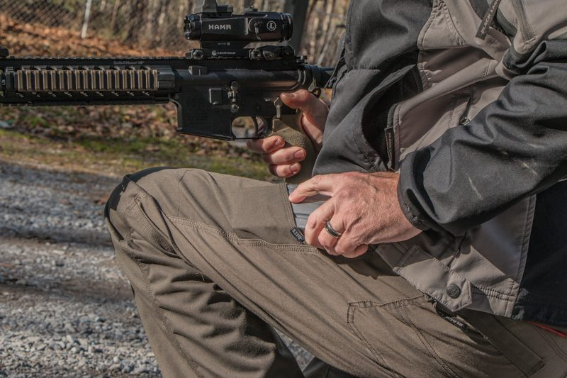 The 511 Stonecutter pants are great for the range, for hunting, or even everyday wear.