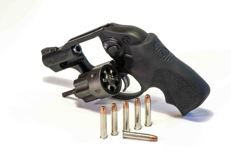 No, a .22 Mag. doesn't make the best personal protection handgun, but it's a darn sight better than the .22 LR.