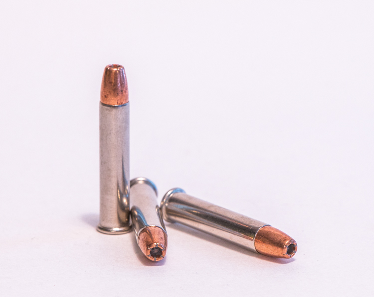 From a cartridge weight-to-power ratio, nothing compares to the .22 Mag.
