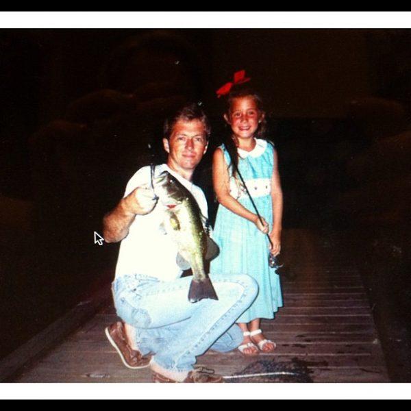 father-daugher-fishing Beeman