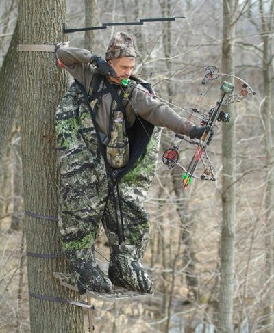 The zipper on a Heater Body Suit is silent, allowing you to unzip without alerting an approaching deer.