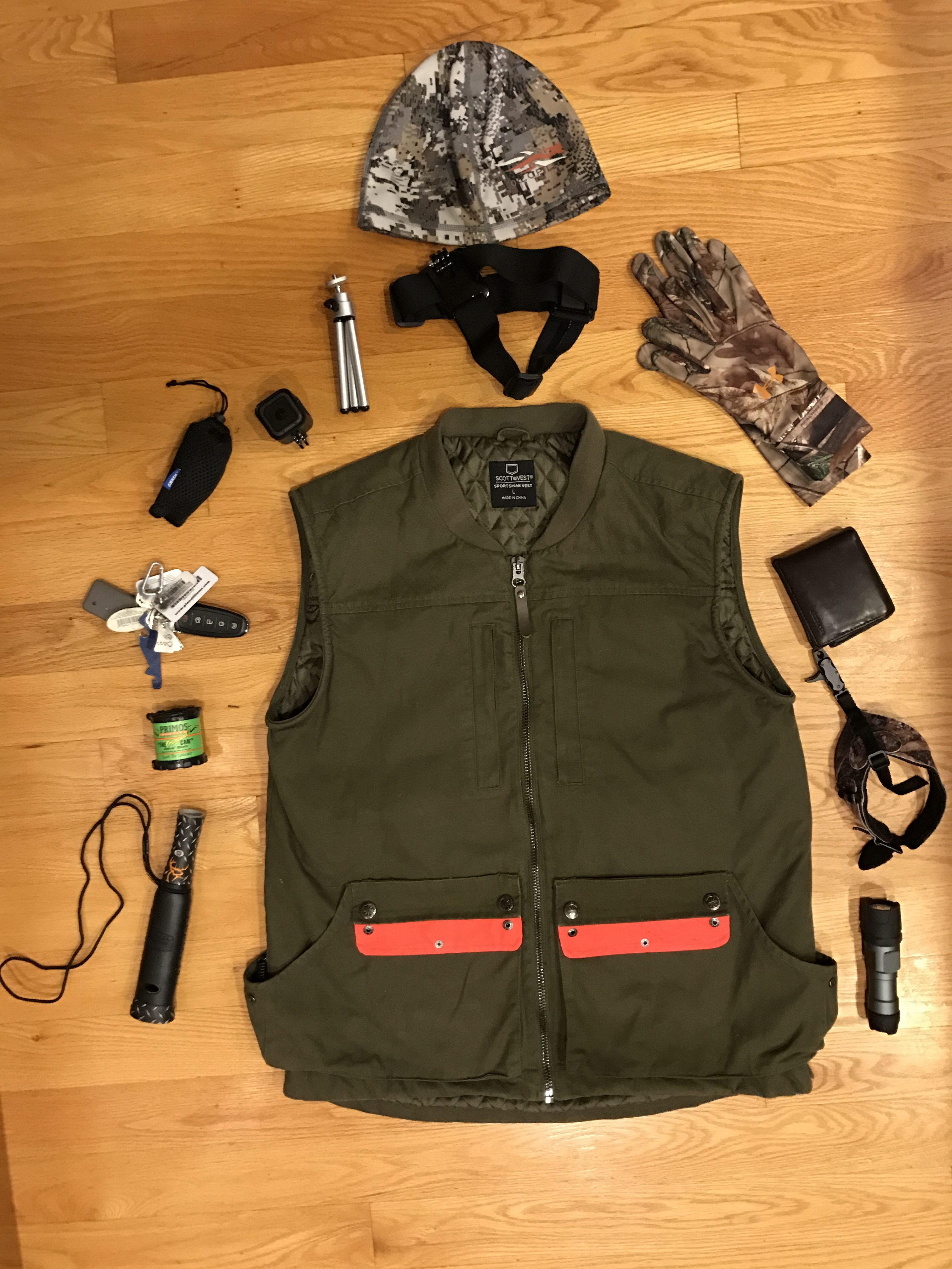 Sportsman SCOTTeVEST