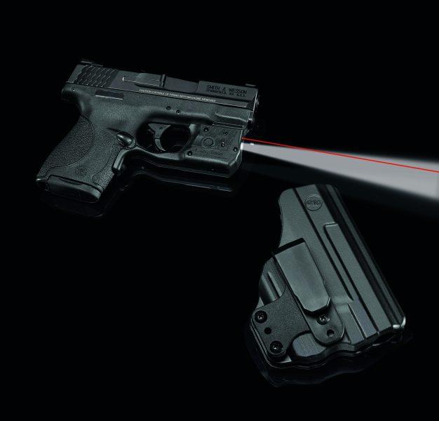 Crimson Trace laser plus light 12-15-16