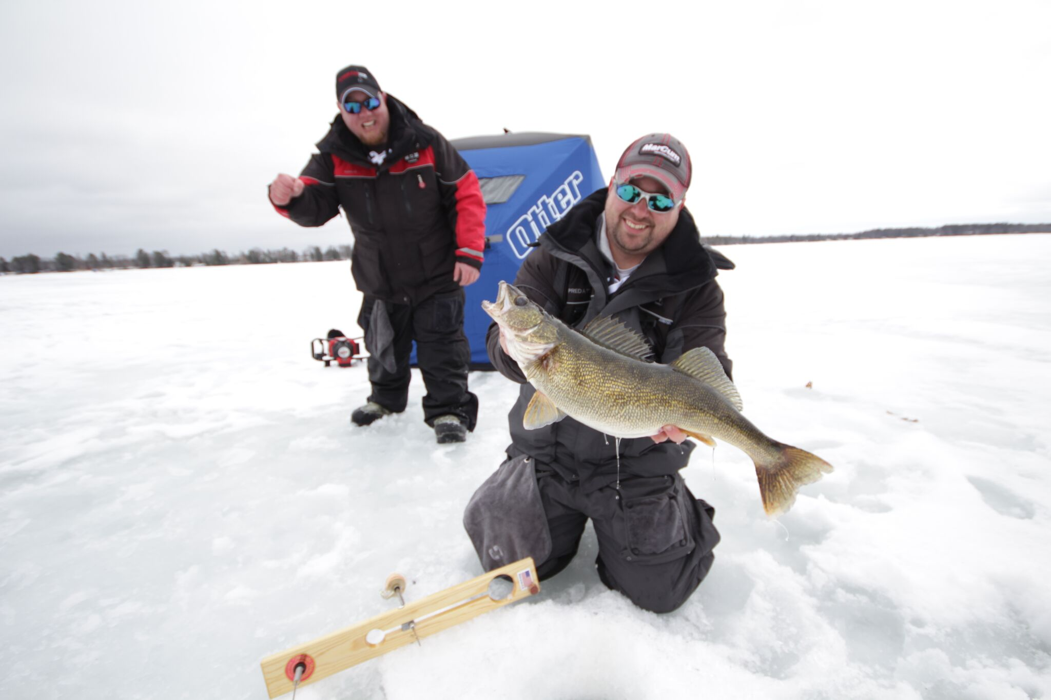 Why Your Next Ice Fishing Suit Should Float Outdoorhub