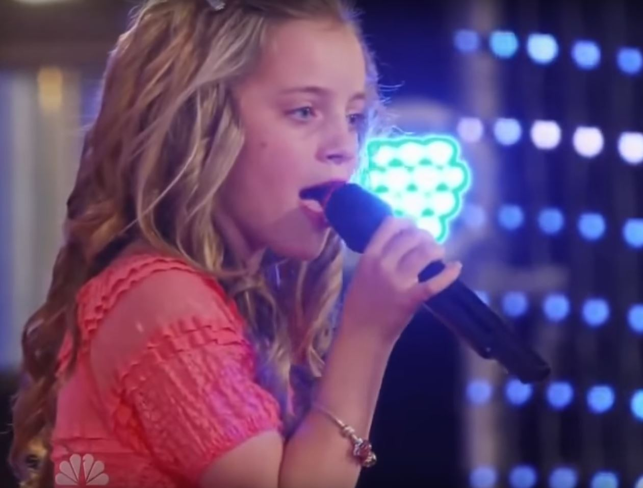Americas got talent 2017 old ladies - Video 11 Year Old Girl Preaches Hunting To America S Got Talent Judges