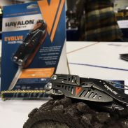 The new products section at the 2017 ATA Show contained many great products, including the Havalon Evolve Multi-tool.