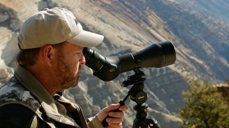 Glassing may be the most important part of a western big-game hunt.