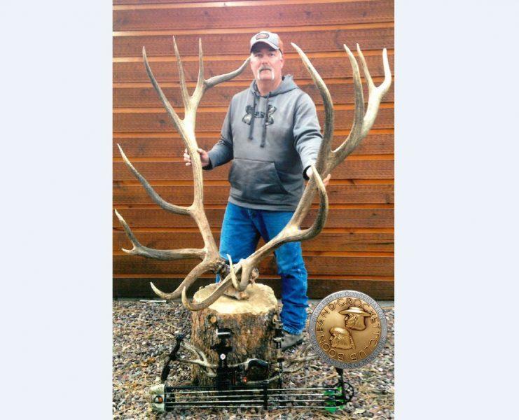 New World's Record Elk