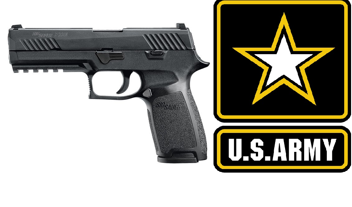 Breaking: Army Selects Sig Sauer P320 over Beretta M9