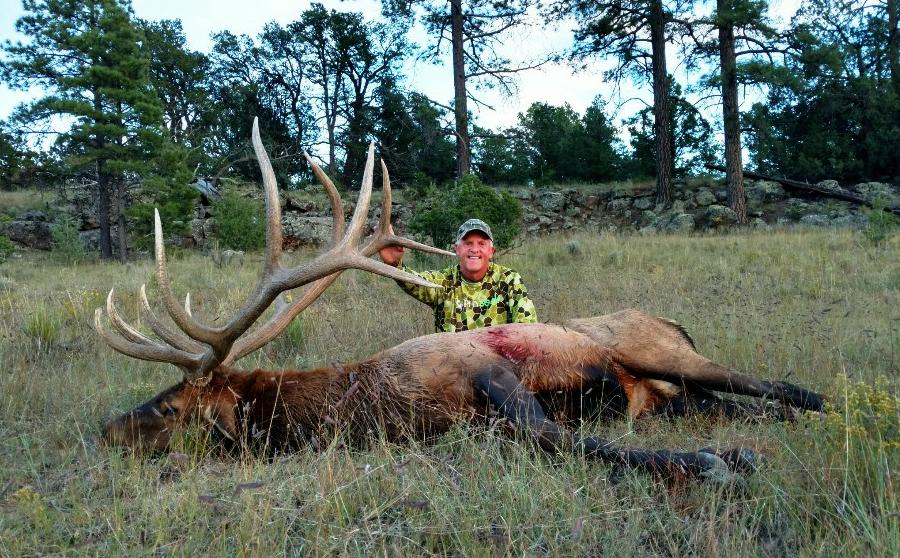 Safari Club Las Vegas 2018 >> SCI Spotlight: Under-the-Radar Trophy Elk Hunt | OutdoorHub