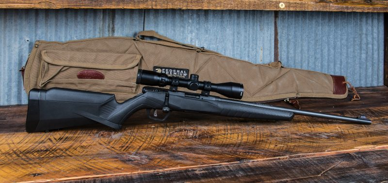 10 Things to Know about Savage Arms New B-Series Rimfire