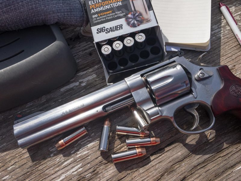 Smith & Wesson's Model 629 Deluxe  44 Magnum | OutdoorHub