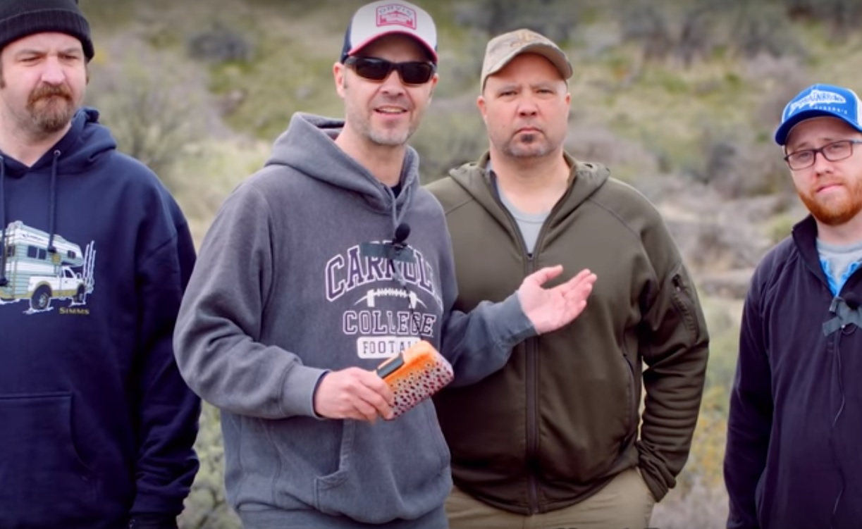 Need A Laugh Video Fly Fishing Expert Hank Patterson Vs