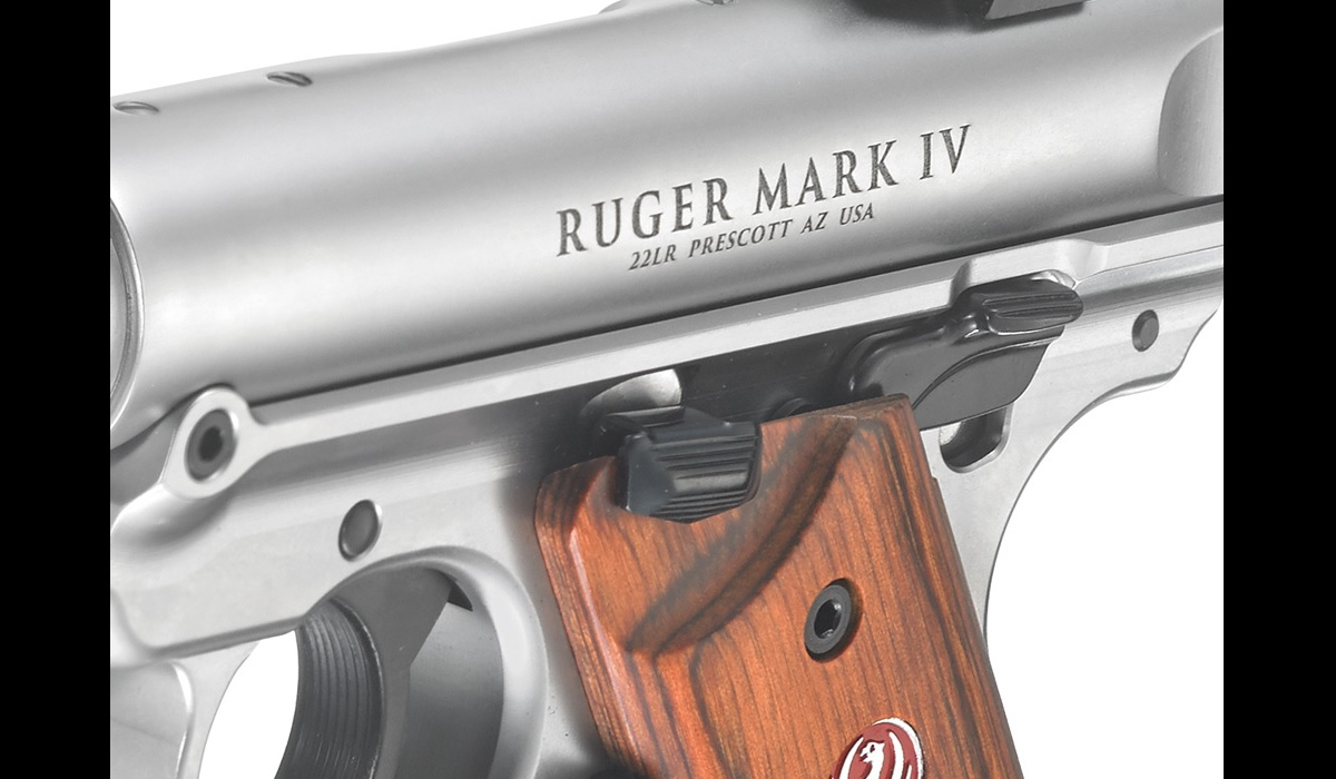 Sturm, Ruger recalls all Mark IV pistols