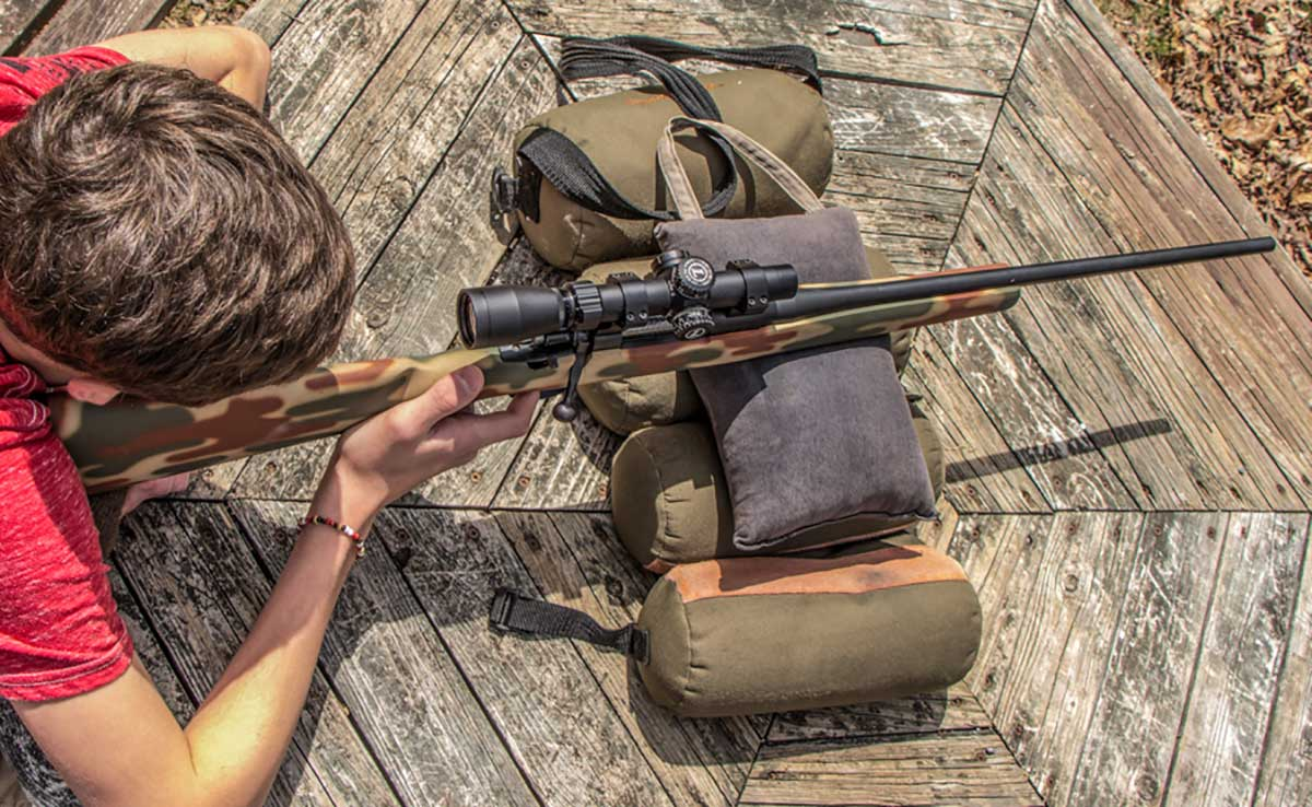 Benchrest Shooting Technique: 3 Tips For Better Shooting From The Bench