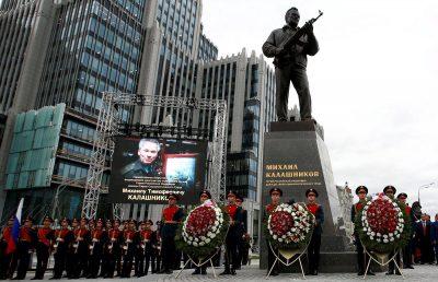 Kalashnikov Monument