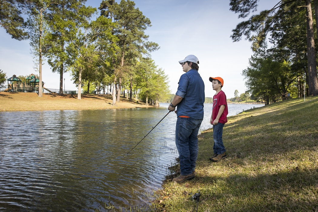 Crabbing shrimping fishing and southern kitchen wisdom for Toledo bend fishing