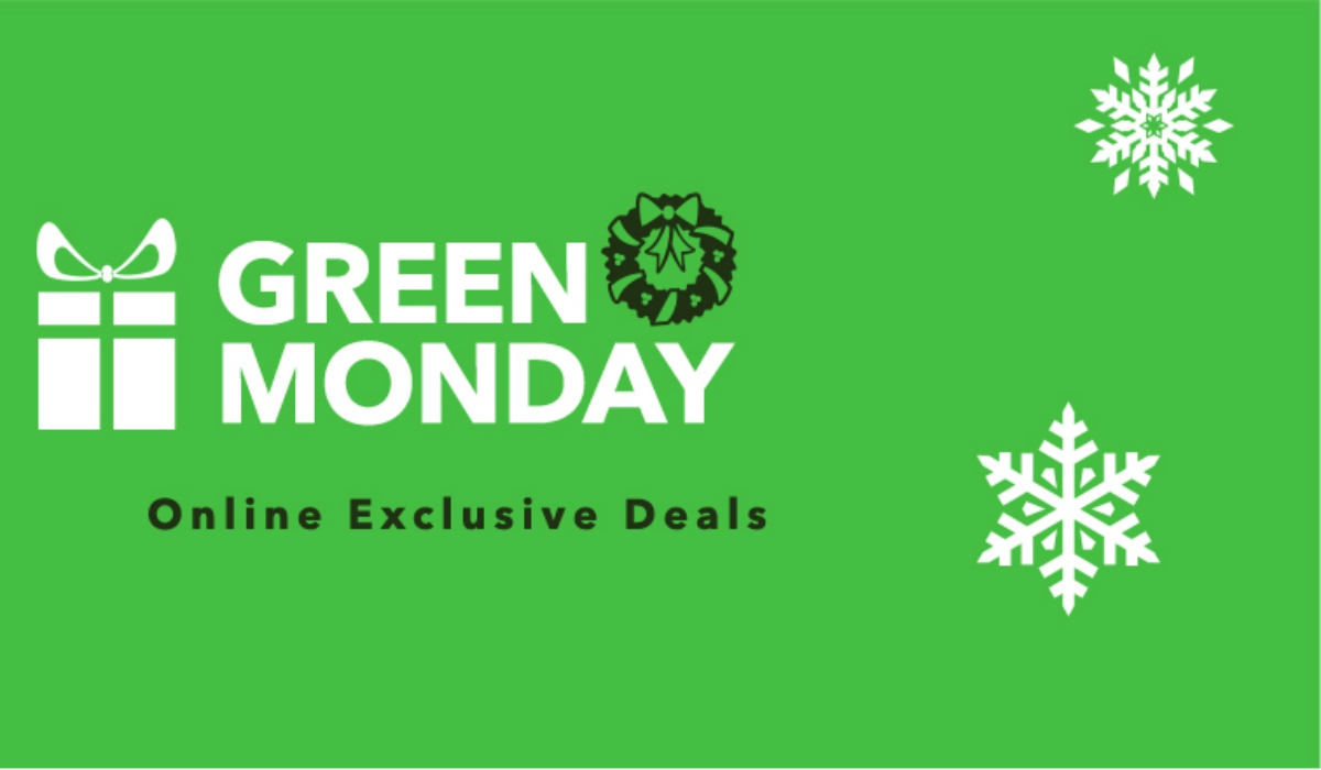green monday Looking for green monday deals check out the latest sales & special offers start saving money today.