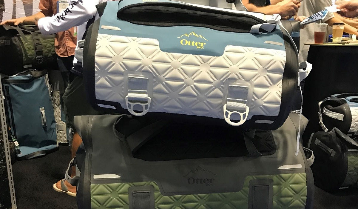 ICAST  OtterBox Launches Yampa Dry Duffel Bags for 2019  8489c9905b6f7