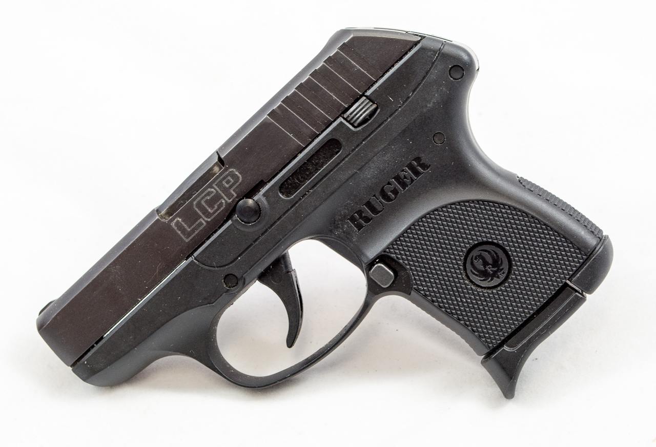 While supremely handy, this Ruger LCP is hard to shoot because it's small, has little grip area, light weight, and has a short sight radius. That's the trade-off for convenience.