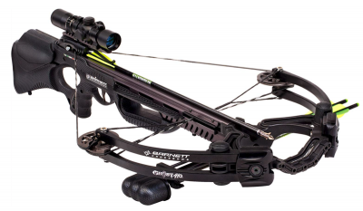 The Barnett Ghost 410 Crossbow: One of the best options on the market today