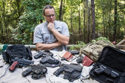 In Search Of… The Perfect Holster