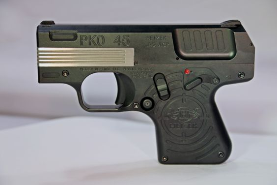PKO-45, Photo by Heizer Defense