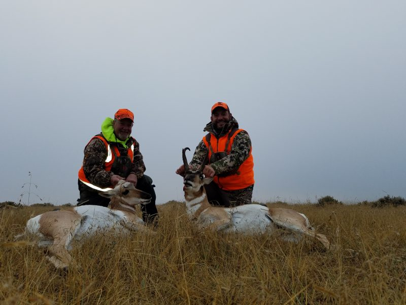 DIY Wyoming Antelope