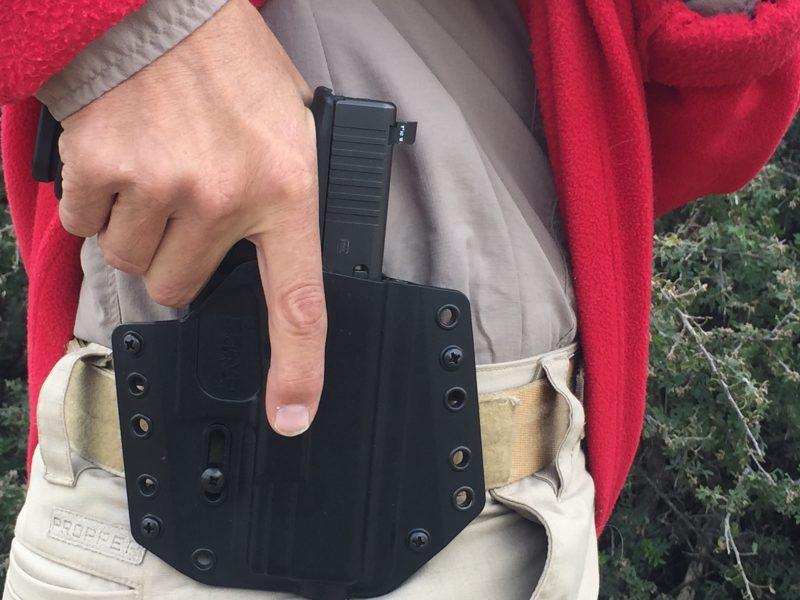 project stealth holster 2